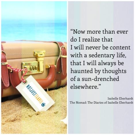 Travel Quote - Not Just Travel