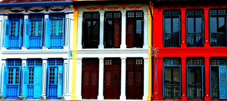 Keong Saik Street Singapore