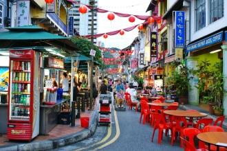 Chinatown, Singapore Food Trip