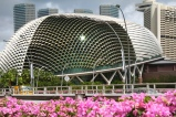 Esplanade is one of the world's busiest arts centres.
