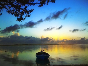 Sunrise Addu Atoll Hithadhoo Maldives by Badruddeen