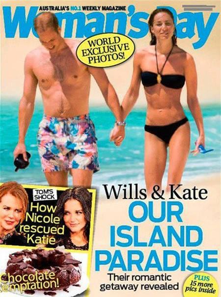 Prince William & Kate Middleton's honeymoon at Seychelles